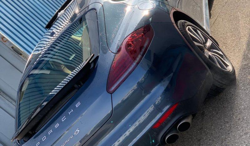 Porsche Panamera 4s 2015 voll